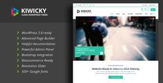 This Deals Kiwicky Responsive themeyou will get best price offer lowest prices or diccount coupone