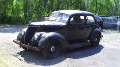 Cheap Humpback: 1937 Ford - http://barnfinds.com/cheap-humpback-1937-ford/