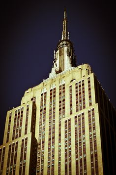 Empire State of mind...