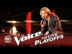 "The Voice 2014 Live Playoffs - Craig Wayne Boyd: ""Some Kind of Wonderful"" - YouTube"
