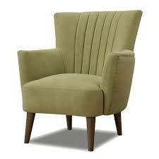 Image result for armchairs green stripes