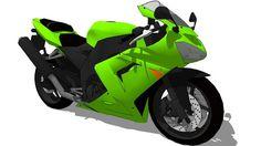 SketchUp Components 3D Warehouse - Bike/Motorcycle: http://www.sketchup4architect.com/sketchup-components-3d-warehouse-bike.htm