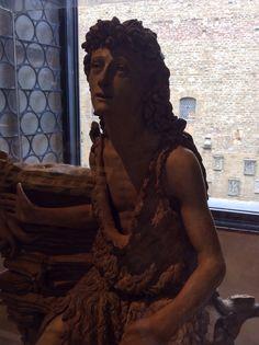 St. John in the Desert, Jacopo Sansovino?, Bargello, Florence