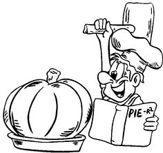 Thanksgiving: Pumpkin coloring pages for toddlers preschool and kindergarten