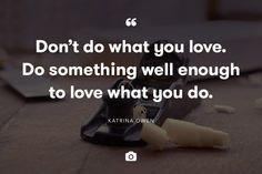 How to hack your passion