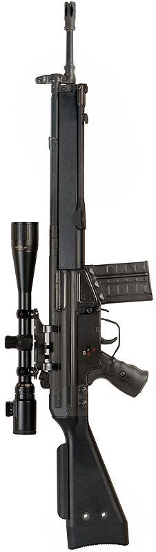 Heckler und Koch G3/SG1 7.62 x 51 NATO Find our speedloader now! http://www.amazon.com/shops/raeind