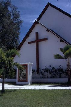 Chapel on Midway Island