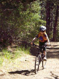 Lake Tahoe, CA - South Tahoe Bike Rides