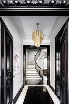 See Inside Rupert Murdoch's Gorgeous West Village Townhouse We offer you excellent ideas to deco Apartment Interior Design, Luxury Homes Interior, Luxury Home Decor, Decor Interior Design, Bathroom Interior, Townhouse Interior, Interior Paint, Design Furniture, Luxury Furniture