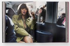 Rihanna Sell Your Textbooks, Her World, Rihanna