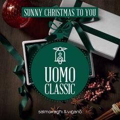L'UOMO CLASSIC 🎩 Ad andare sul classico non si sbaglia e in effetti lui lo fa raramente. È a lui che ti rivolgi quando hai bisogno di consigli su relazioni e lavoro. E soprattutto sui regali, ma quando si tratta del suo ti serve un piano b. Te lo diamo noi... clicca qui > http://guardiamooltre.salmoiraghievigano.it/sunny-xmas #salmoiraghievigano #shopping #Natale #Christmas #Xmas #Xmasshopping #occhiali #occhialidasole #sunnyxmas