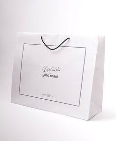 Ecosac, torba papierowa, biała, gino rossi, www.ecosac.pl