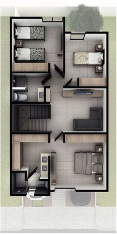 Hello,I am an Architect. I am expert in architectural visualization with 4 years of experience. I can create architectural Interior design, just to your imagination, with a unique professional feel and remarkable output. Sims House Plans, House Layout Plans, Duplex House Plans, Apartment Floor Plans, Bedroom House Plans, Dream House Plans, Small House Plans, House Layouts, House Floor Plans