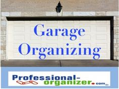 Garage organizing is easy with these simple steps!