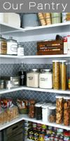 The Pantry Makeover
