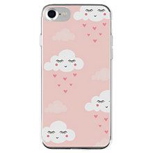 La Vie iPhone 6/6S/7 mykt deksel (pink cloud)