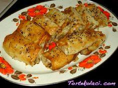 Pitice sa kuvanim krompirom i mljevenim mesom Pitice sa kuhanim krompirom i mljevenim mesom