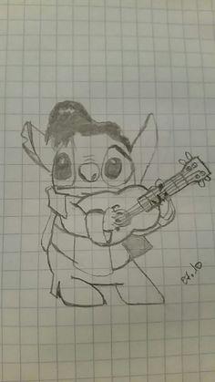 Stitch Elvis