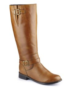 Legroom Buckle Boot Curvy Width Eee at Simply Be $137 coupon- 20% off + Free S&H   Size 11-- black, brown or this color
