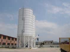 German Plant Experience, as a leading supplier of equipment to the concrete industry, offers Cement Silo and Dry Bulk Storage Systems all over the world.