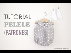 Ideas Diy Ropa Pantalones Bebe For 2019 Baby Clothes Patterns, Sewing Patterns Girls, Sewing For Kids, Baby Sewing, Clothing Patterns, Free Sewing, Doll Patterns, Baby Girl Fashion, Kids Fashion