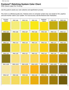 Preview of One Chart of the Free Pdf Doc ''Pantone Color Chart 2 ...