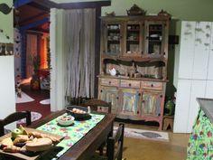 chácara / sítio Campinas  - cozinha interna