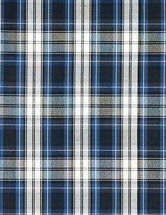Plaid Fabric 572