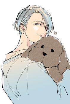 "aliasanonyme: ""Victor by Haruta. • Source """