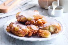 Jablečné fritters