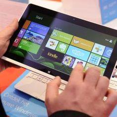 'Verkopen Windows 8 vallen tegen' | nu.nl/gadgets | Het laatste nieuws het eerst op nu.nl