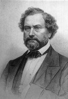 Samuel Colt (July 19, 1814– January 10, 1862) was an American inventor and industrialist from Hartford, Connecticut. He was the founder of Colt's Patent Fire-Arms Manufacturing Company (now known as Colt's Manufacturing Company), and made the mass-production of the revolver commercially viable for the first time.