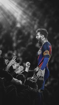 messi wallpaper by georgekev - - Free on ZEDGE™ Messi Vs Ronaldo, Messi 10, Cristiano Ronaldo, Football Messi, Messi Soccer, Beckham Football, Sports Football, Psg, Lionel Messi Barcelona
