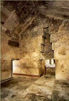 The Queen's Chamber is the initiation chamber