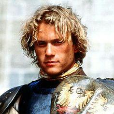 Heath Ledger A Knight's Tale
