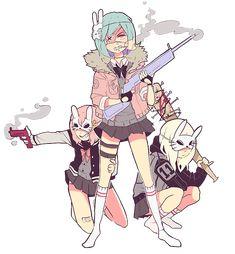 pastel anime - Google Search