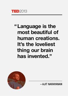 Quotes from TED 2013 Talks Recreated Into Creative Posters | The Photomag
