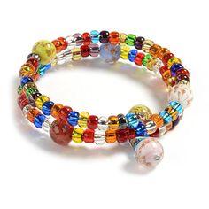 Diy Jewelry, Jewelry Design, Bangle Bracelets, Bangles, Modigliani, Northern Italy, School Spirit, Murano Glass, Hippie Boho
