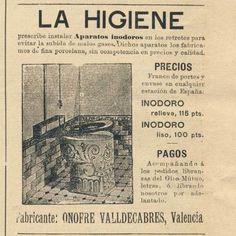 Anuncio de 1895