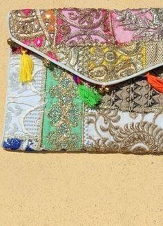 Compra mi artículo en #vinted http://www.vinted.es/bolsos-de-mujer/carteras/273168-clutch-etnico-bordado