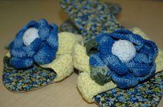 Summer Blue sandal