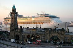 Hamburg has a lot more to offer than the Alster Lake alone. Explore Hamburg Germany and its secrets. Hamburg City, Hamburg Germany, Poland Travel, Germany Travel, Places To Travel, Places To Visit, Freedom Of The Seas, Best Cities, Great Places
