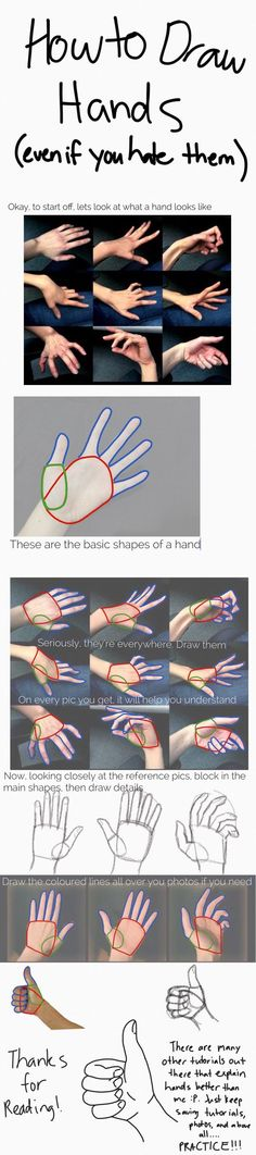 A messy hand tutorial. Seriously guys, I can't stress how much you need to j… A messy hand tutorial. Seriously guys, I can't stress how much you need to just keep drawing and practicing. Also look at heaps of tutorials,… Continue reading → Drawing Lessons, Drawing Poses, Drawing Techniques, Drawing Tips, Drawing Hands, Drawing Stuff, Drawing Ideas, Gesture Drawing, Drawing Drawing