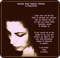 Healing From Complex Trauma & PTSD/CPTSD | A journey to healing from complex trauma.