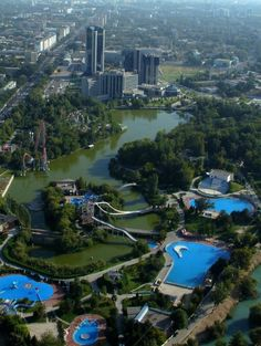 Tashkent -  the capital of Uzbekistan Republik // Central Asia