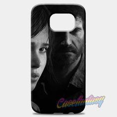 The Last Of Us Joel Samsung Galaxy S8 Case | casefantasy