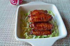 Chinees geheim: Kippenvleugels bereiden met cola en sojasaus! (LEKKER)