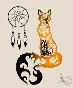 celtic fox - Google Search
