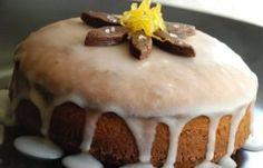 aspro glaso gia vasilopita Vasilopita Recipe, Cake Recipes, Dessert Recipes, Lime Cake, Cooking Cake, Lemon Curd, Lemon Lime, Greek Recipes, Different Recipes