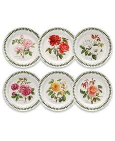 "Portmeirion ""Botanic Roses"" Dinnerware Collection"